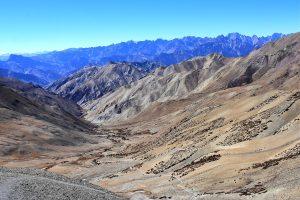 Kand-La pass on the Markha Valley trek.