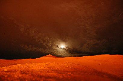 karakum desert turkmenistan night