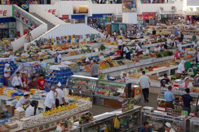russian bazaar ashgabt