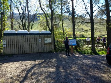 toilet scafell pike wasdale