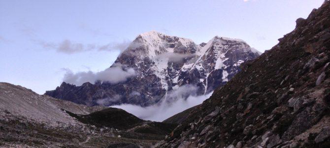 Everest Base Camp Trek – via Gokyo and the Cho La Pass – Part 1