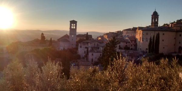 St Francis' Way: Assisi to Rome – Part 6
