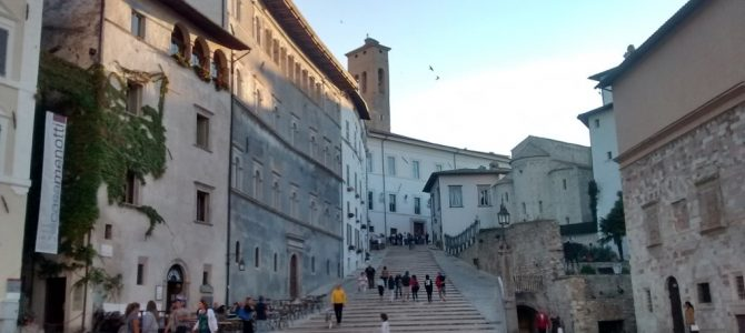 St Francis' Way: Assisi to Rome – Part 1