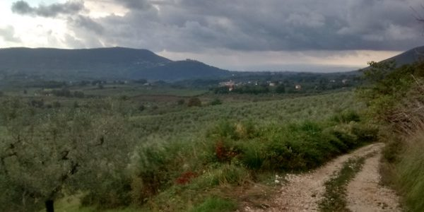 St Francis' Way: Assisi to Rome – Part 2