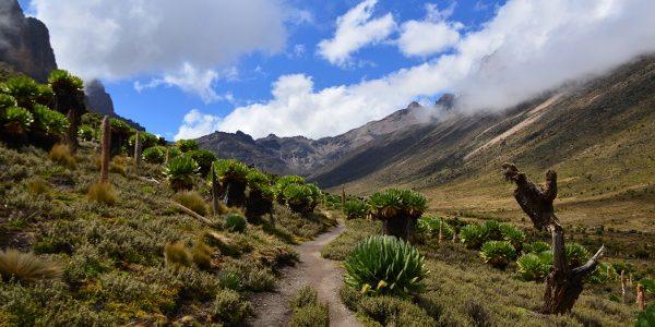 Kenya: Trekking to the Summit of Mount Kenya – Part 3