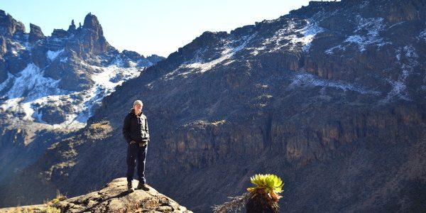 Kenya: Trekking to the Summit of Mount Kenya – Part 2