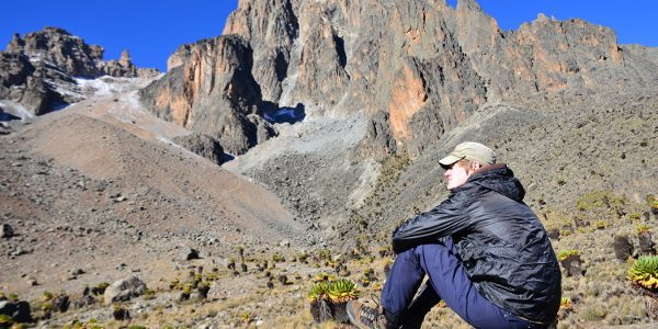 Kenya: Trekking to the Summit of Mount Kenya – Part 1