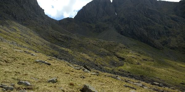 Scafell Pike: English adventures at almost 1000m – Part 1